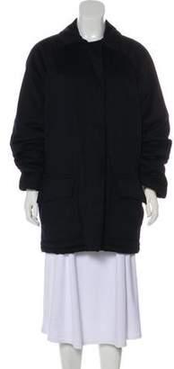 Loro Piana Cashmere Patch Pocket Coat