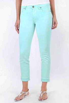 KUT from the Kloth Amy Mint Jean
