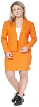 OppoSuits Foxy Orange Women Suit