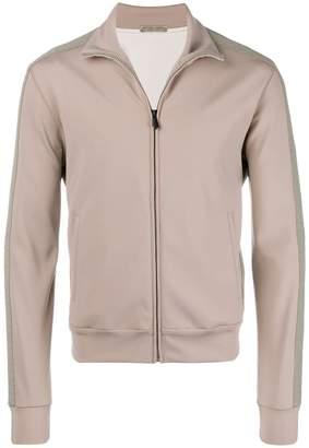 Bottega Veneta Intrecciato track jacket
