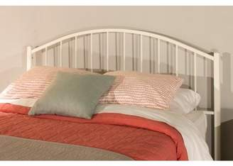 Hillsdale Furniture Soft White Metal Cottage Headboard, Multiple Sizes