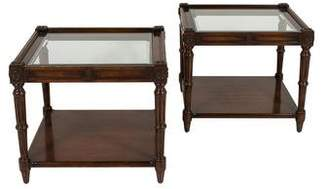Table Pair of French Side Tables