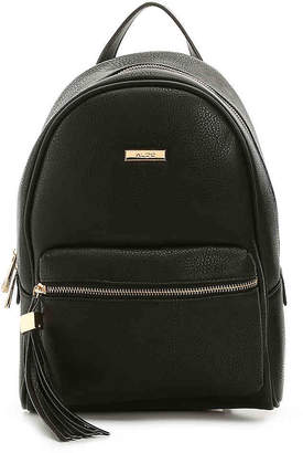 Women's Acenaria Mini Backpack -Gold Metallic $54.95 thestylecure.com
