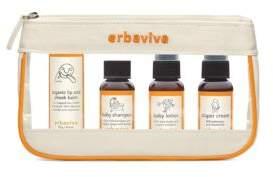 Erbaviva Baby Skin Travel Kit