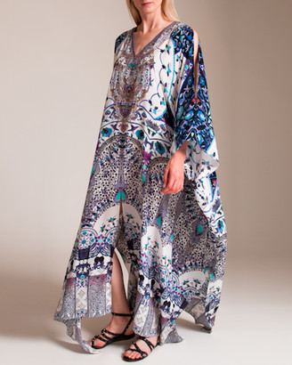2d71f00e370 Camilla In the Constellations Split Front and Sleeve Kaftan