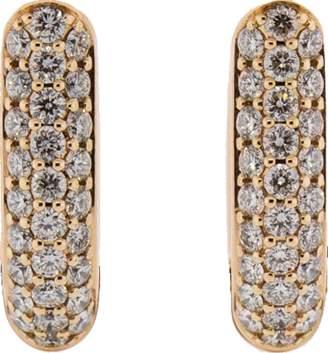 Tamara Comolli Medium Drop Hoop Earrings