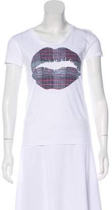 Markus Lupfer Short Sleeve Graphic T-Shirt