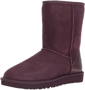 UGG Women's Classic Short Ii Metallic Winter Boot