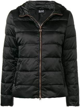 Emporio Armani Ea7 classic padded jacket