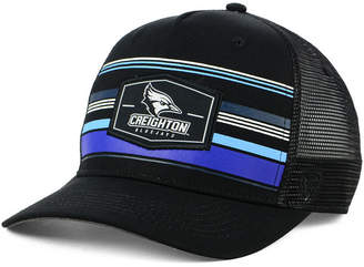 Top of the World Creighton Blue Jays Top Route Trucker Snapback Cap