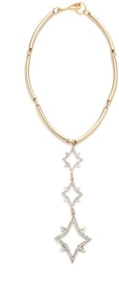 Lulu Frost Nova Necklace $325 thestylecure.com