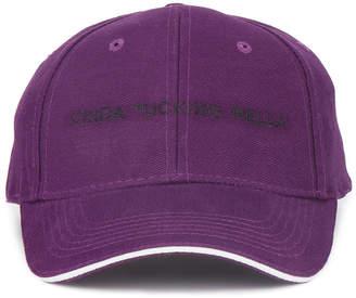 violet cinda rella baseball cap