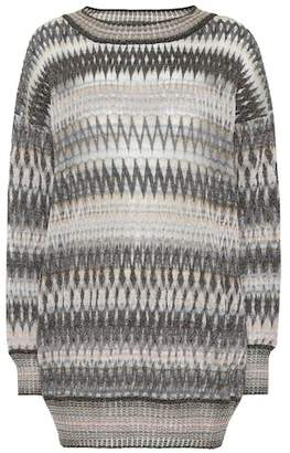 Missoni Chevron knit sweater