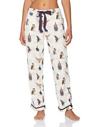 Fat Face Women's Night Owls Classic Pyjama Bottoms,6