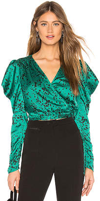 L'Academie The Lela Blouse