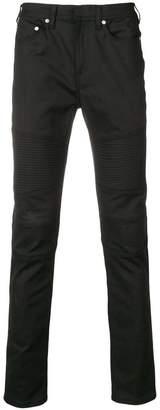Neil Barrett skinny Modernist Biker jeans