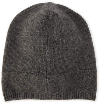 28ce2c58269 Portolano Solid Slouchy Cashmere Beanie