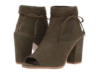 Seychelles Triple Threat Women's Dress Zip Boots