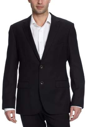 Esprit Men's Reverse Collar Long - regular Suit Jacket - - 44R