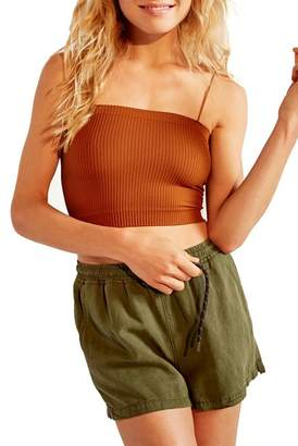 BDG Urban Outfitters Bungee Strap Tube Top
