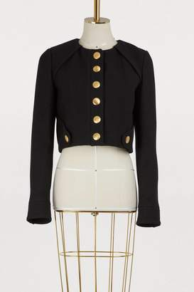 Proenza Schouler Cropped tailored jacket