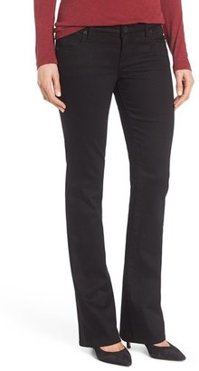Women's Kut From The Kloth 'Natalie' Stretch Boot Leg Jeans $89.50 thestylecure.com