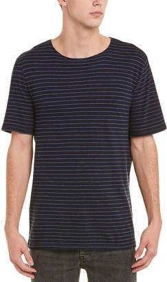 Vince Raw-Edge T-Shirt
