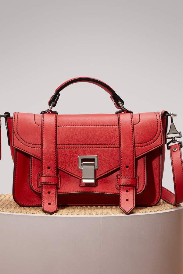 Proenza Schouler PS1+ Tinny shoulder bag