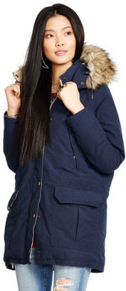 Ralph Lauren Denim & Supply Hooded Down Parka $225 thestylecure.com