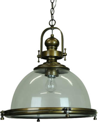 clear Shelights Gaia Industrial Pendant Light