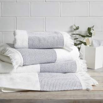 The White Company Salcombe Stripe Towels