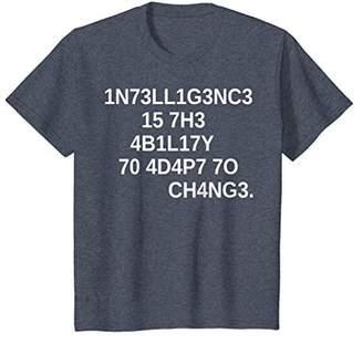 Intelligence Ability T-Shirt