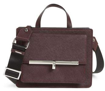 Botkier Jagger Leather Crossbody Bag