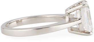 FANTASIA Asscher Solitaire Ring