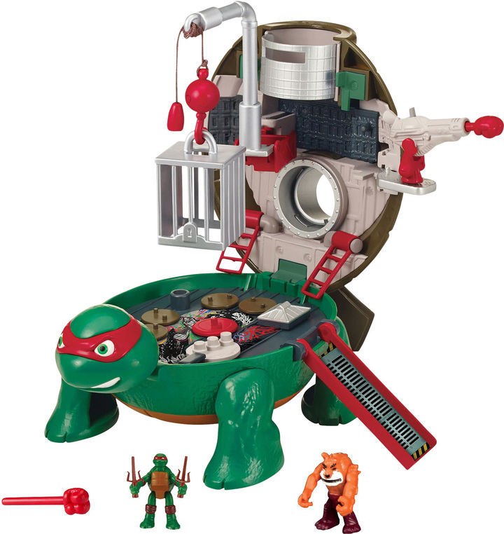 TMNT Teenage Mutant Ninja Turtles Toy Playset