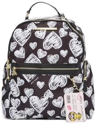 Betsey Johnson Backpack & Zip Pouch Set