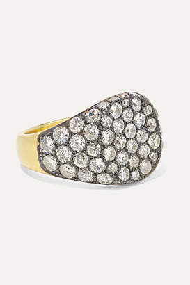 Sylva & Cie - 18-karat Gold Diamond Ring