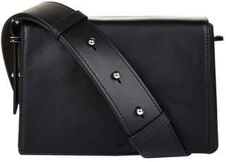 AllSaints Leather Versailles Shoulder Bag