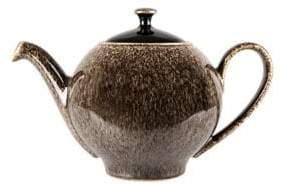 Denby Praline Stoneware Teapot