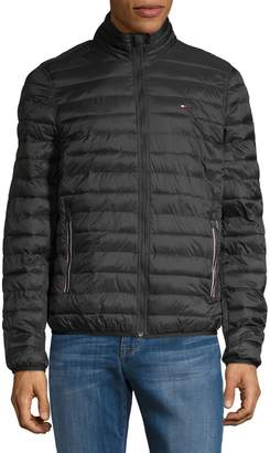 Tommy Hilfiger Long-Sleeve Puffer Jacket