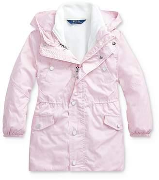 Ralph Lauren Girls' Three-in-One Coat - Little Kid