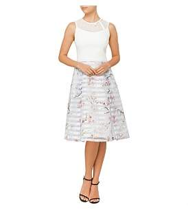Ted Baker Monah Oriental Blossom Bow Dress
