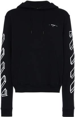 Off-White Marker Arrows Hooded Sweatshirt