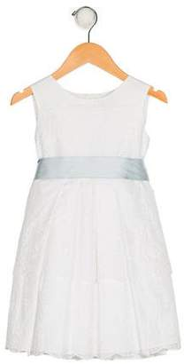Oscar de la Renta Girls' Eyelet Dress w/ Tags