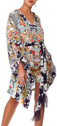 Camilla The Lonely Wild Kimono Sleeve Dress