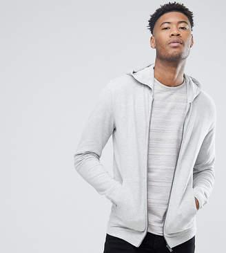 Selected Zip Through Hoodie