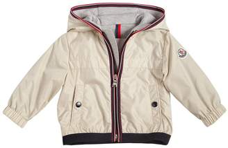 Moncler Hooded Nylon Jacket