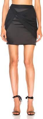 Helmut Lang x Shayne Oliver Sarong Skirt