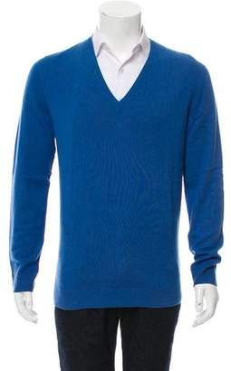 Bottega Veneta Cashmere V-Neck Sweater