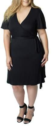 Udderly Hot Mama Wrap Nursing Dress
